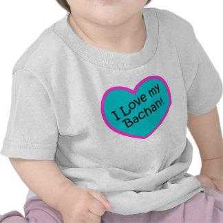 Amo mi camiseta de Bachan