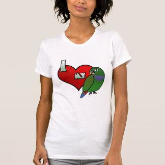 Amo mi camiseta de las señoras de Maximiliano Playera