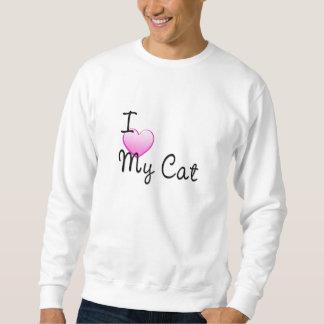 Amo mi camiseta del gato