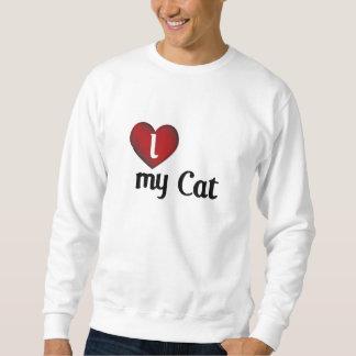 Amo mi camiseta del gato 2