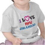 Amo mi camiseta del Grandad
