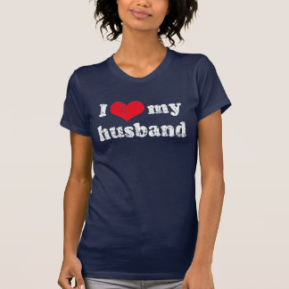 Amo mi camiseta del marido