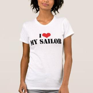 Amo mi camiseta del marinero