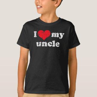 Amo mi camiseta del tío
