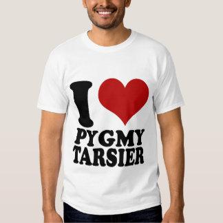 Amo mi camiseta enana de Tarsier Polera