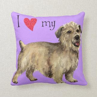 Amo mi cañada de Imaal Terrier Almohadas