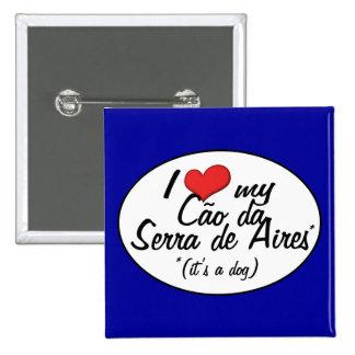 Amo mi Cao DA Serra de Aires es un perro Pins