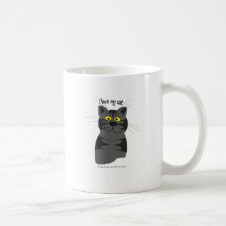 AMO MI CAT - AMOR A SER YO TAZAS DE CAFÉ