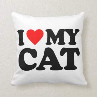 AMO MI CAT COJIN