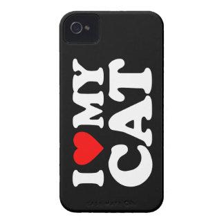 AMO MI CAT Case-Mate iPhone 4 CÁRCASAS