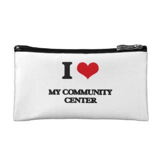 Amo mi centro de la comunidad