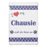 Amo mi Chausie (el gato femenino)