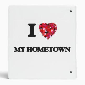 "Amo mi ciudad natal carpeta 1"""
