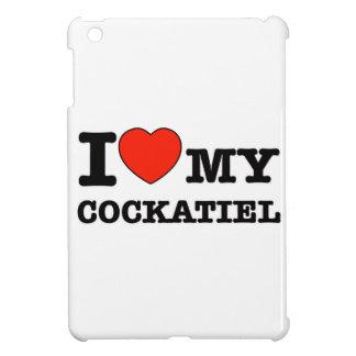 Amo mi cockatiel