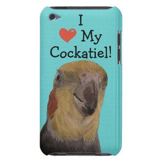 ¡Amo mi Cockatiel! Pájaro iPod Touch Cárcasas