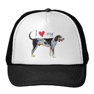 Amo mi Coonhound de Bluetick Gorro
