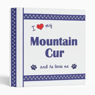 """Amo mi Cur de la montaña (el perro masculino) Carpeta 1"""""""
