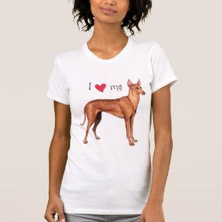 Amo mi dell'Etna de Cirneco Camisas