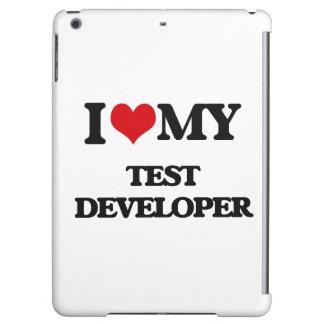 Amo mi desarrollador de la prueba