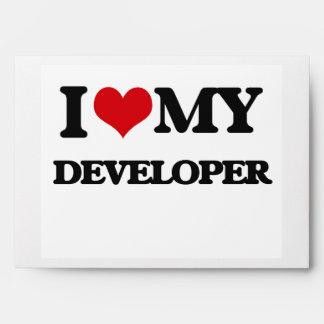 Amo mi desarrollador sobre