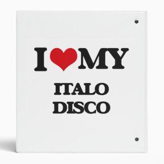Amo mi DISCO de ITALO