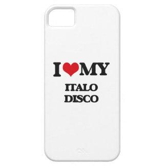 Amo mi DISCO de ITALO iPhone 5 Coberturas