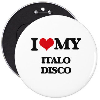 Amo mi DISCO de ITALO Pins