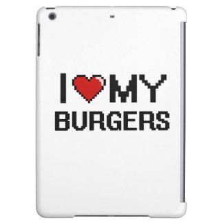 Amo mi diseño de Digitaces de las hamburguesas