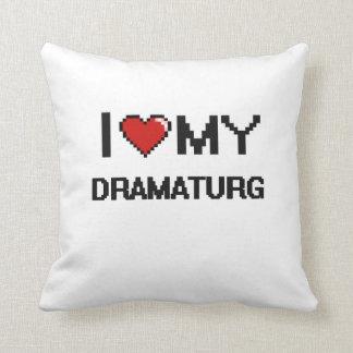 Amo mi Dramaturg Almohadas