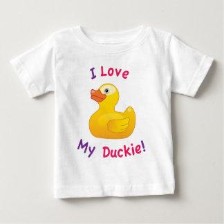 amo mi duckie t shirt