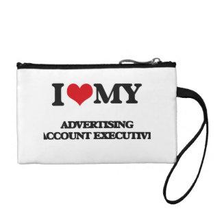 Amo mi ejecutivo de cuenta de publicidad