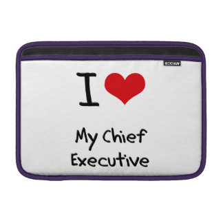 Amo mi ejecutivo funda macbook air