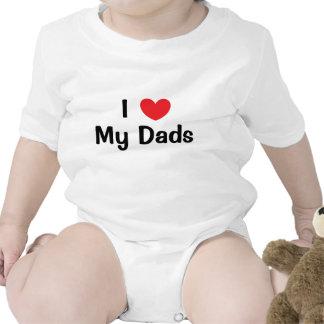 Amo mi enredadera del bebé de los papás