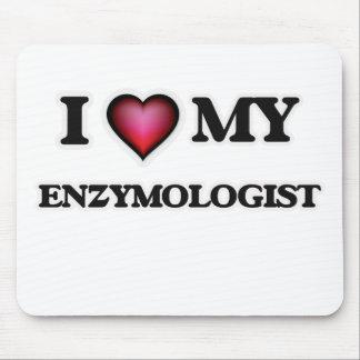 Amo mi Enzymologist Mouse Pads