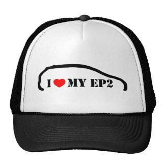 Amo mi EP2 Gorro De Camionero