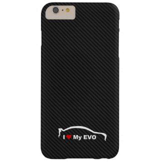 Amo mi EVO - Mitusbishi Eolution Funda De iPhone 6 Plus Barely There