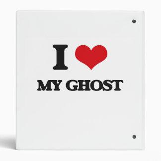 """Amo mi fantasma carpeta 1"""""""