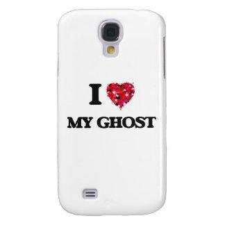 Amo mi fantasma funda para galaxy s4