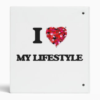 """Amo mi forma de vida carpeta 1"""""""