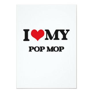 Amo mi FREGONA del POP Comunicado Personalizado