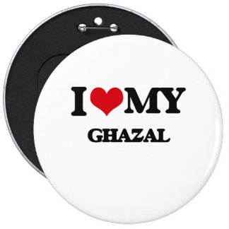 Amo mi GHAZAL Pin