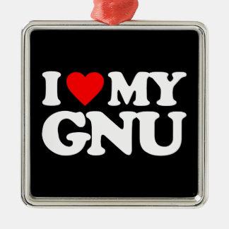 AMO MI GNU ADORNO
