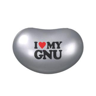 AMO MI GNU LATAS DE DULCES