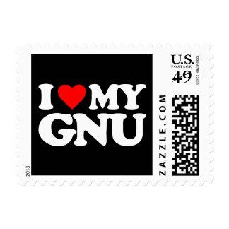 AMO MI GNU SELLOS