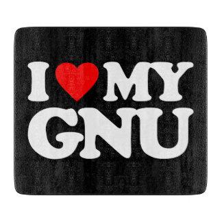 AMO MI GNU TABLAS PARA CORTAR