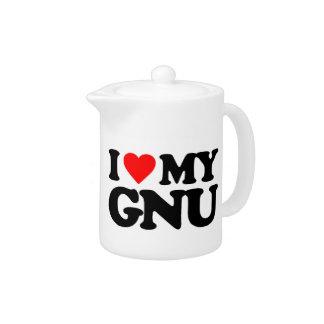 AMO MI GNU
