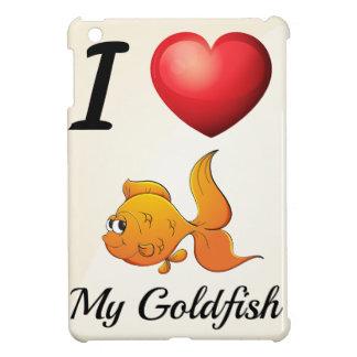 Amo mi goldfish