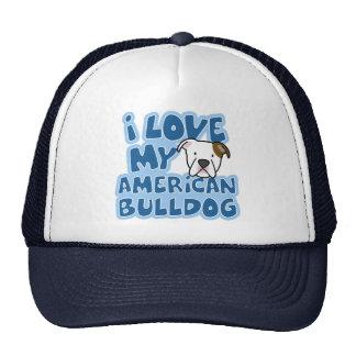 Amo mi gorra americano del dogo