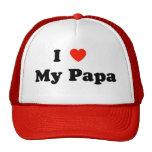 Amo mi gorra de la papá