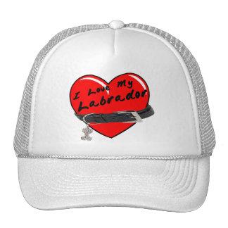 Amo mi gorra de Labrador